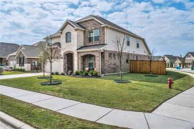 Pflugerville Single Family Home For Sale: 21008 Rhiannon Ln