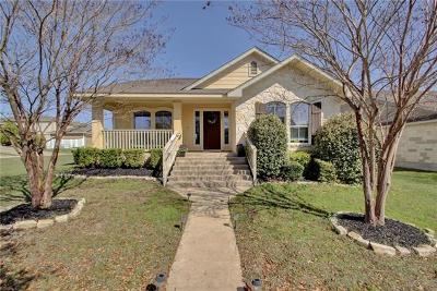 Pflugerville Single Family Home Pending - Taking Backups: 400 Yucca House Dr