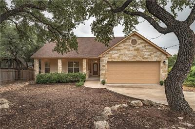 Spicewood Single Family Home For Sale: 110 Sinclair Dr