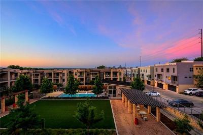 Austin TX Condo/Townhouse For Sale: $450,000