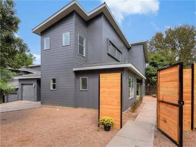 Austin Single Family Home Pending - Taking Backups: 2011 Arthur Ln #B