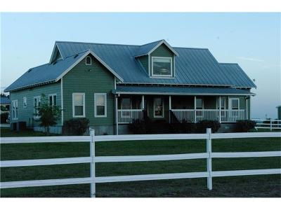 Georgetown Single Family Home For Sale: 800 County Road 153