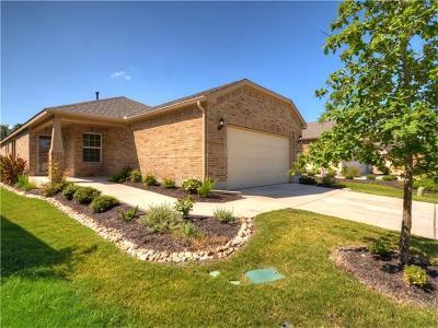 Sun City Single Family Home Pending - Taking Backups: 112 Martin Creek Ln