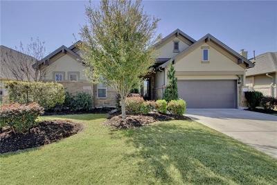 Cedar Park Single Family Home Pending - Taking Backups: 3104 Caballo Ranch Blvd