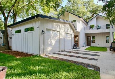 Austin Condo/Townhouse For Sale: 607 E 49th St #A