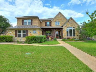 Round Rock Single Family Home Pending - Taking Backups: 3024 Midwood Ln