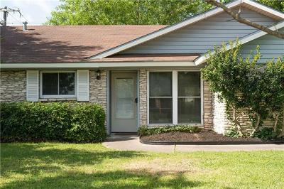 Single Family Home For Sale: 1621 Wheless Ln