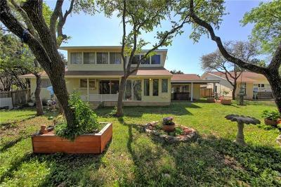 Lago Vista Single Family Home For Sale: 5902 La Mesa St