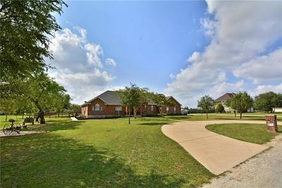 Bastrop Single Family Home For Sale: 129 Spring Mdw