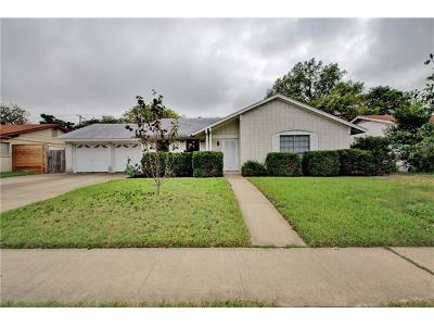 Single Family Home For Sale: 9705 Kendal Dr