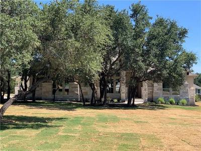 Liberty Hill Single Family Home For Sale: 113 Buffalo Speedway