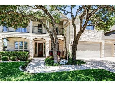 Cedar Park Single Family Home For Sale: 2611 Passion Flower