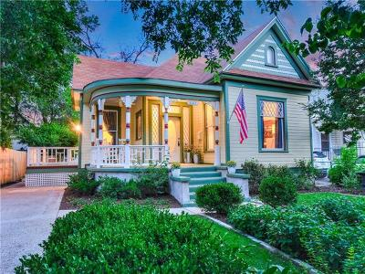 Austin Single Family Home Coming Soon: 1007 Willow St