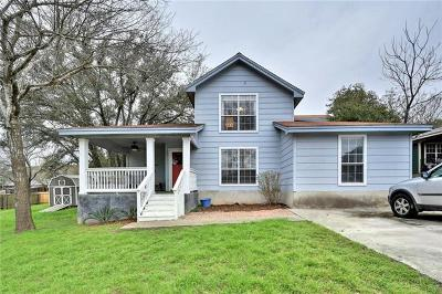Jonestown Single Family Home For Sale: 10806 Sunny Ln