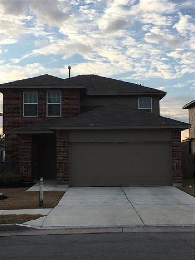 Del Valle Single Family Home Pending - Taking Backups: 5013 Lexington Meadow Ln