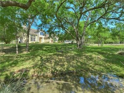 Dripping Springs Single Family Home For Sale: 1052 Sunset Canyon Dr S