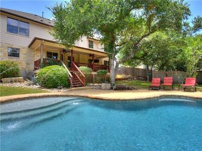 Austin TX Single Family Home For Sale: $525,000