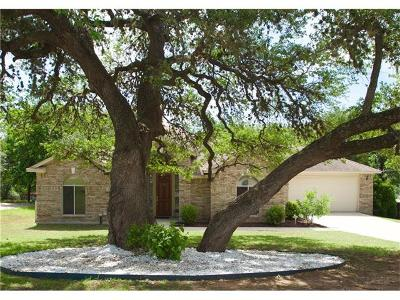 San Marcos Single Family Home For Sale: 307 Quarry Springs Dr