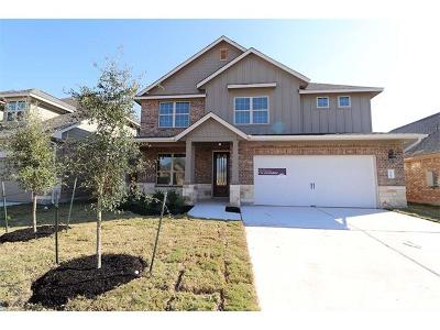 Buda Single Family Home For Sale: 215 Patriot Dr