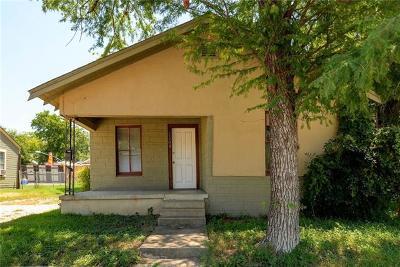 Austin Single Family Home Coming Soon: 2205 Alamo St