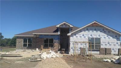Lampasas County Single Family Home For Sale: 101 Sunrise Hills