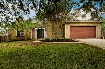 Dripping Springs Single Family Home Pending - Taking Backups: 915 Meadow Oaks Dr