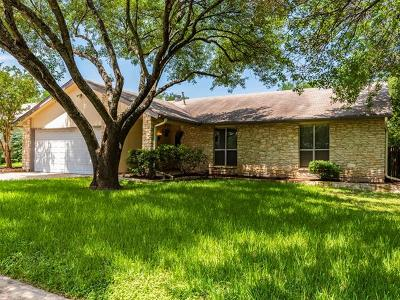 Round Rock Single Family Home For Sale: 404 Splitrock St