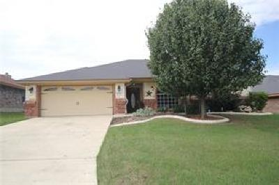 Harker Heights TX Single Family Home For Sale: $225,900