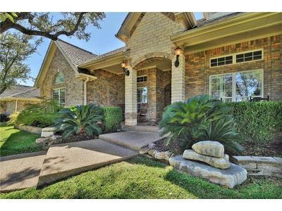 Liberty Hill Single Family Home For Sale: 141 Quarterhorse Ct