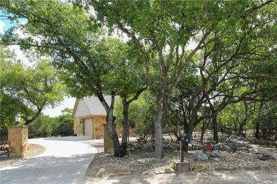Wimberley Single Family Home Pending - Taking Backups: 11 Huckleberry St