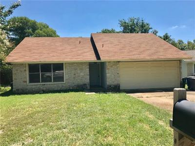 Single Family Home For Sale: 12327 Danny Dr
