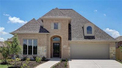 Manor Single Family Home For Sale: 16505 Christina Garza Dr