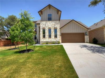 Georgetown Single Family Home For Sale: 505 Fair Oaks Dr