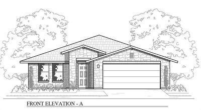 Lago Vista Single Family Home For Sale: 20308 Rockpark Lane
