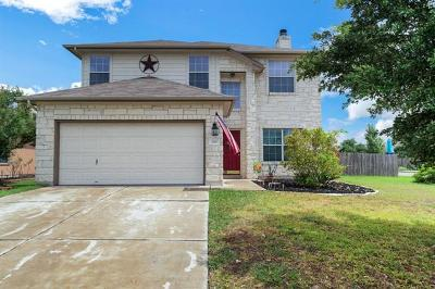 Hutto Single Family Home For Sale: 200 Flinn St