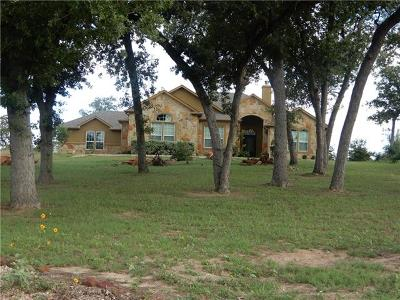 Bastrop TX Single Family Home For Sale: $439,900