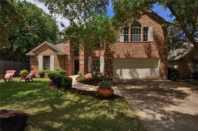 Austin Single Family Home For Sale: 12809 Medina River Way