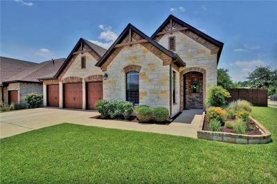 Cedar Park Single Family Home Coming Soon: 1411 Terrace View Dr