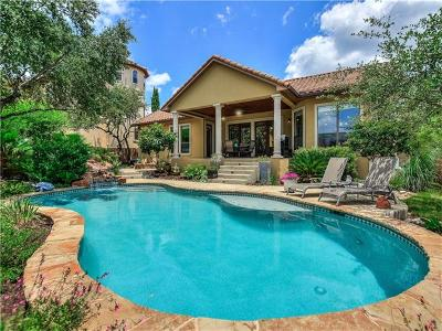 Austin Single Family Home Pending - Taking Backups: 15203 Canary St