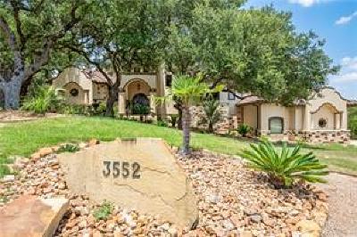 Canyon Lake Single Family Home For Sale: 3552 Comal Spgs