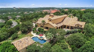 Menard County, Val Verde County, Real County, Bandera County, Gonzales County, Fayette County, Bastrop County, Travis County, Williamson County, Burnet County, Llano County, Mason County, Kerr County, Blanco County, Gillespie County Single Family Home For Sale: 5905 Bold Ruler Way