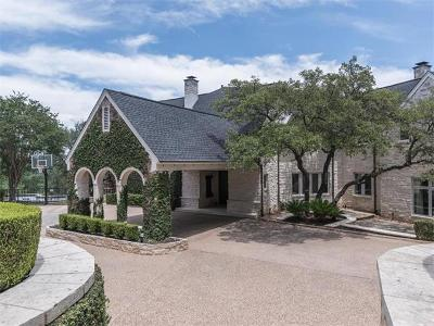 Austin Single Family Home For Sale: 103 Pascal Ln