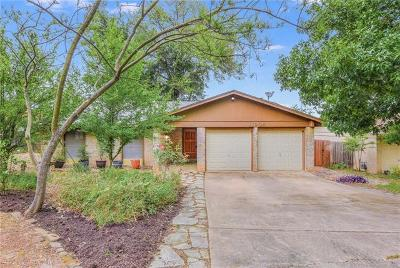 Austin Single Family Home For Sale: 11904 Oakbrook Dr