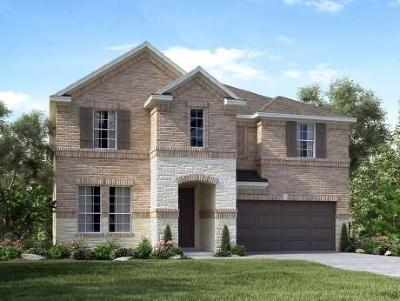 Hays County, Travis County, Williamson County Single Family Home For Sale: 2304 Lone Spur Cv