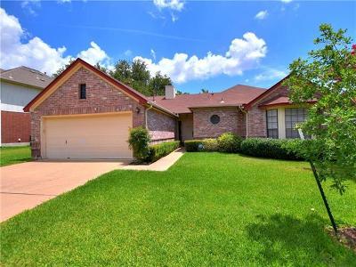 Single Family Home For Sale: 1115 Paint Brush Trl