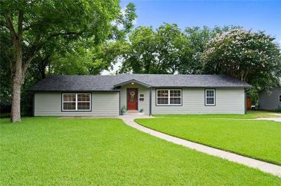Lockhart Single Family Home For Sale: 1007 W Live Oak St