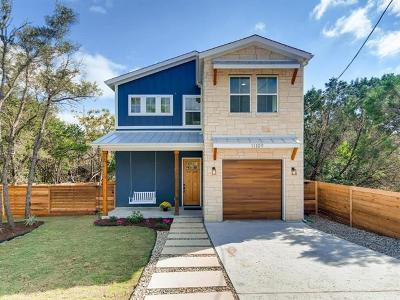 Jonestown Single Family Home For Sale: 11109 Elm St