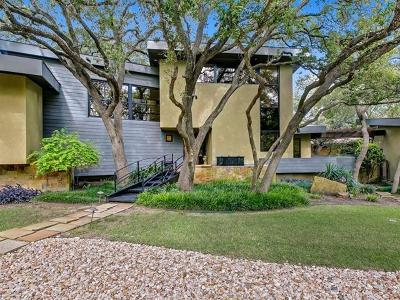 Austin Single Family Home For Sale: 1200 Barton Creek Blvd #49