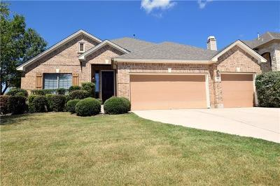 Single Family Home For Sale: 2101 Turtle Mountain Bnd