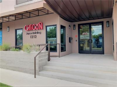 Austin Condo/Townhouse For Sale: 1212 Chicon St #204